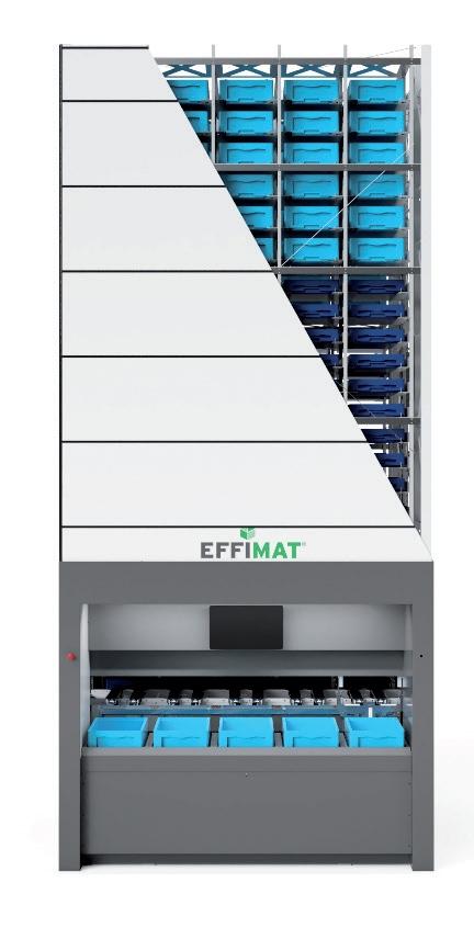 Effimat Lagersystem