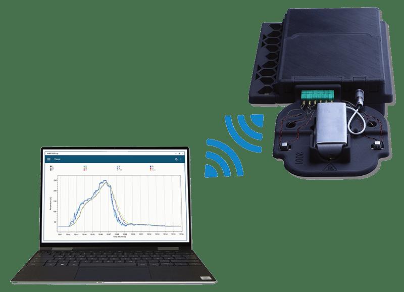 AHMT - Wireless Connection